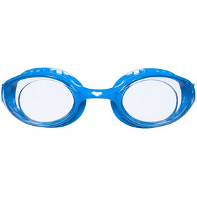 arena Airsoft Lunettes de natation, clear/blue